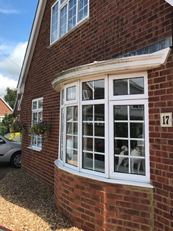 Replacement double glazed windows