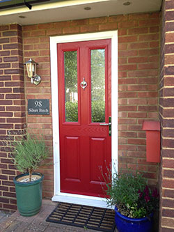 New & Replacement UPVC Doors