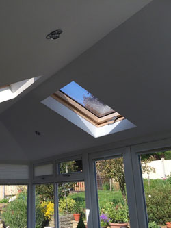 Guardian Warm roof systems