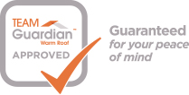 Guardian warm roof logo